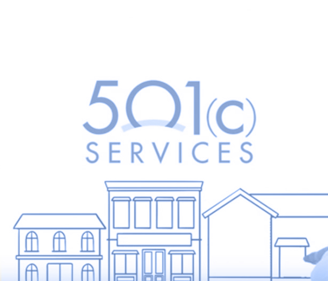 501(c) Services How it Works